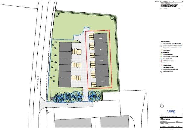 Prop Site Plan