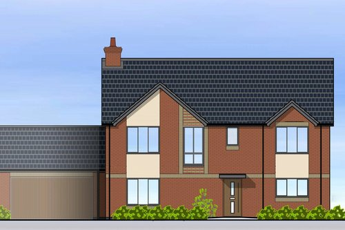 Plot 36 The Yew, Handley Chase