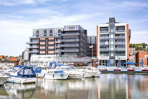 Brayford Wharf North, Lincoln